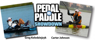 Pedal vs. Paddle Showdown