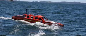 Sea trials day 3 report