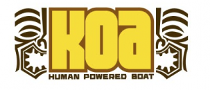 Introducing KOA human powered boat
