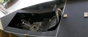 my x-wing starfighter cockpit