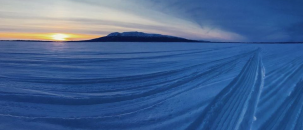 Susitna 100 mile winter ultramarathon