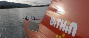 Vancouver Island sea trial photos